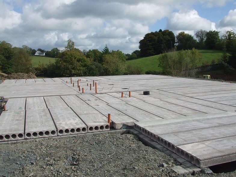 Precast Rcc Slab : Concrete flooring reinforced floors