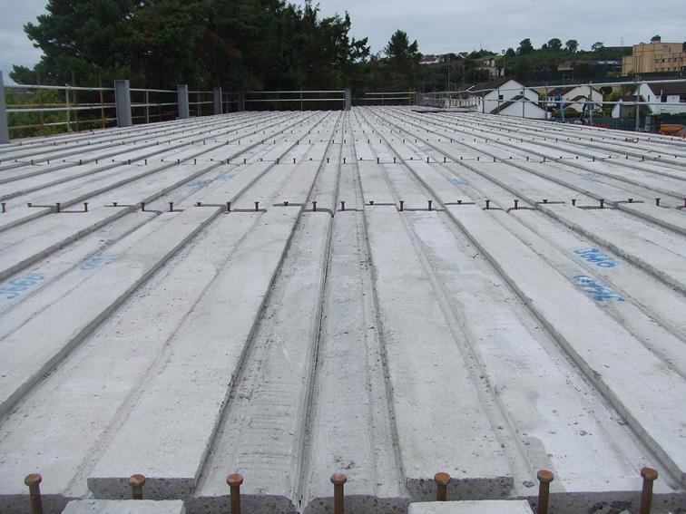 Plank Flooring Composite Plate Flooring Concrete Floors
