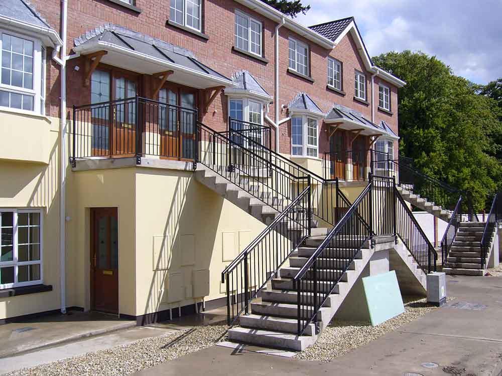 Concrete Stairs 166 Precast Stair Units 166 Concrete Landing Slab