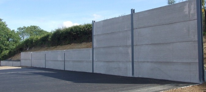 Image Result For X Retaining Wall