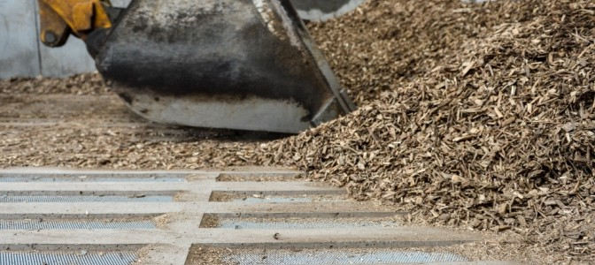 Ventilated Concrete Floor