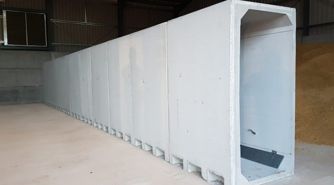 Concrete Drying Chamber Air Tunnel For Drying Floor Systems